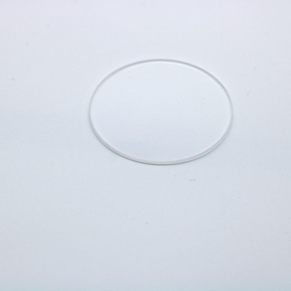 Vidro da Janela da Safira para o Relógio Diâmetro 52mm