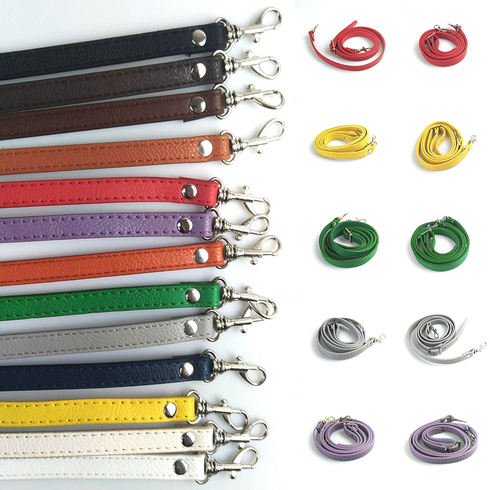 Bolso de cuero de PU de 120cm, cadena de repuesto a la moda, accesorios para bolso de mujer, cadena de bolso para compras, bolsa de turismo