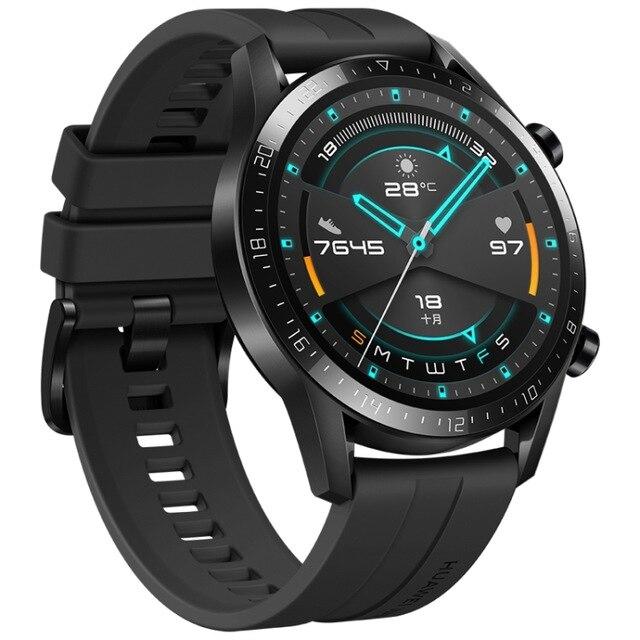 الأصلي الرياضة معصمه GT2 ساعة ذكية ساعة تعقب اللياقة البدنية دعم رصد معدل ضربات القلب الضغط