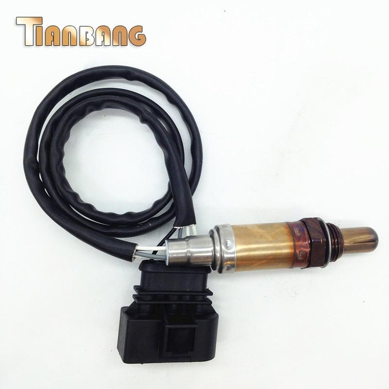 Фото - Кислородный датчик 021906265AH, 4-проводный кислородный датчик Lambda для AUDI A8 FORD Galaxy SEAT Ibiza VW Passat 021906265AH автозапчасти кислородный датчик для audi oe0258017025 датчик