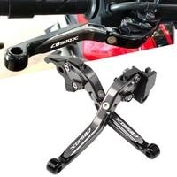 for honda cb500x cb500x cb500x cb500x 2013 2019 motorcycle accessories cnc adjustable folding extendable brake clutch levers