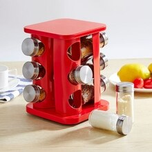 Professionele Kruiden Jar Box Rvs Zout Pot Glazen Pot Keuken Benodigdheden Kruiden Doos