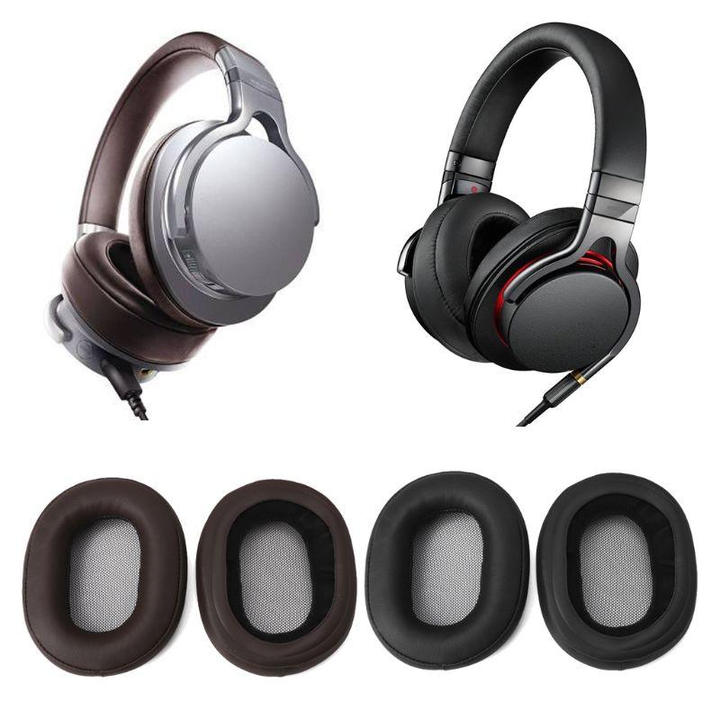 Replace Eapads Earmuffs Cushion for Sony MDR-1R MDR-1RNC MDR-1R MK2 MDR-1RBT Headphone Headsets наушники sony mdr zx310ap синий