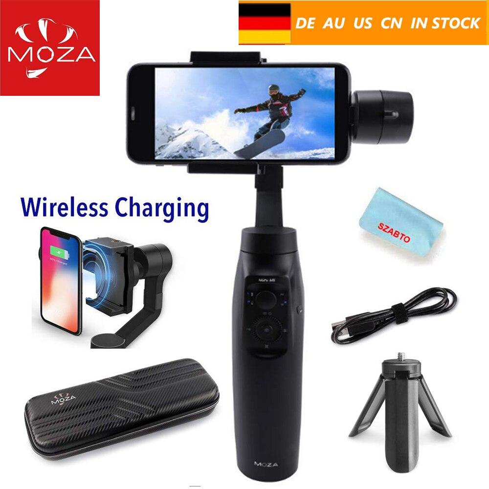 Стабилизатор для смартфона Moza Mini-Mi, Gimbal стабилизатор Met Draadloze, Telefoon Opladen, bete Alternatief Te Glad Q/
