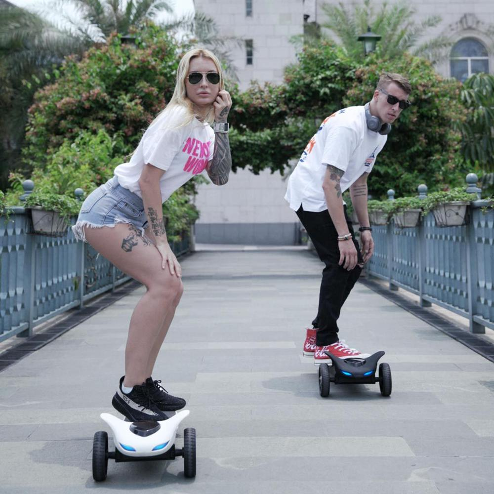 Electric Skateboard Urban flatbed scooter Remote Longboard Adult Hoverboard Electric Scooter with Bluetooth Remote