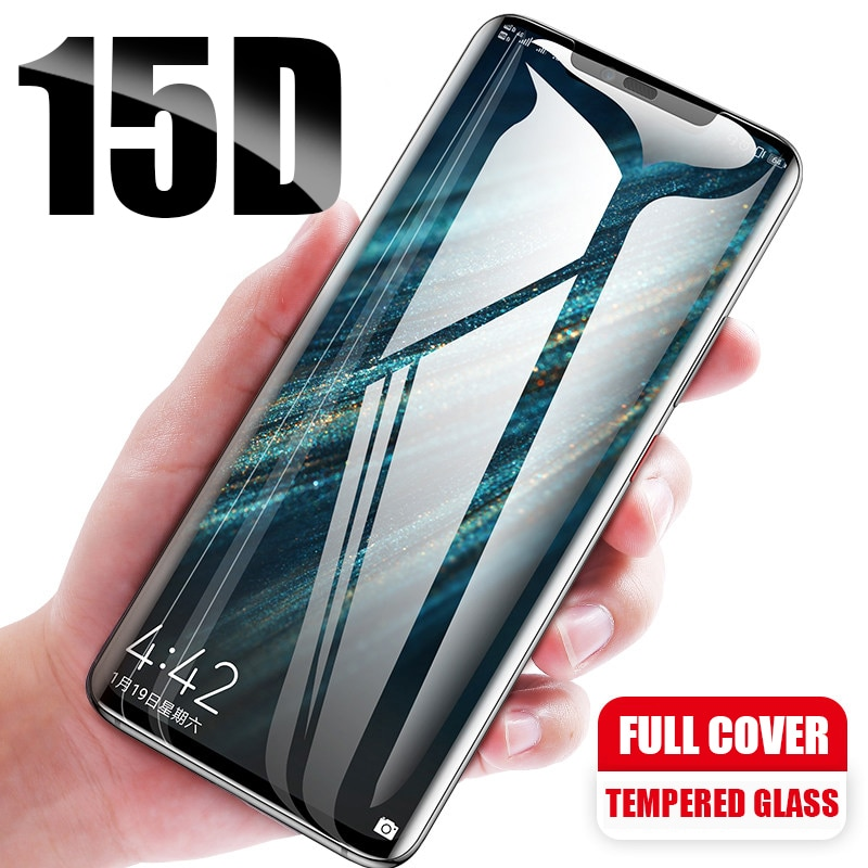 Para Huawei Mate 20 Lite vidrio templado para Huawei P20 P30 Lite Protector de pantalla Mate20Lite P30lite P 30 vidrio Protector de luz