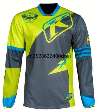 2020 nieuwe klim motocross atv jérsei downhil montanha dh camisa mx motorfiets kleding ropa voor mannen secagem rápida mtb t camisa