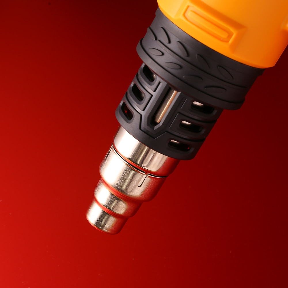 Pistola termica elettrica con regolazione della temperatura avanzata - Utensili elettrici - Fotografia 4