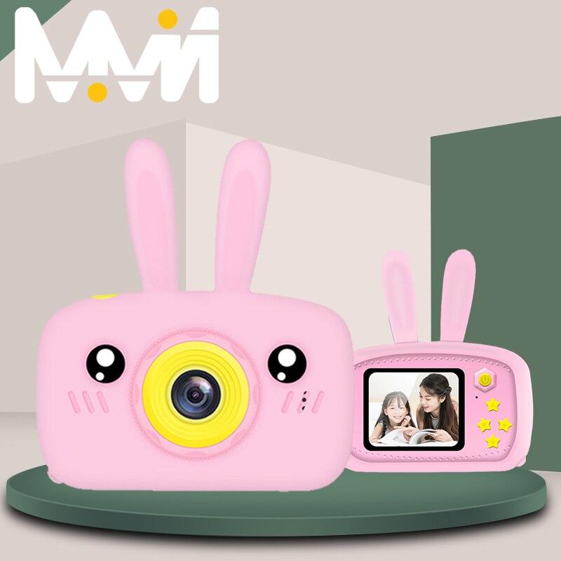 Minicámara de juguete educativo para niños, cámara de 1080P, cámara Digital de...