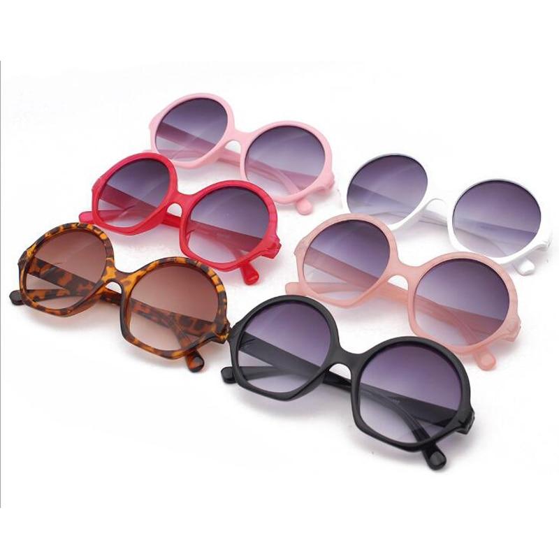 Gafas de sol de alta definición con diseño de flor de arco y protección para ojos de PC para niños y niñas, gafas de sol Fiesta al aire libre para niños y niñas