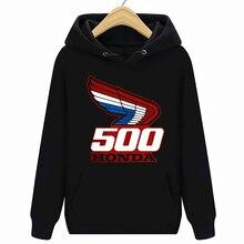 HONDA 500 moto course sweats à capuche tailles à 3XL
