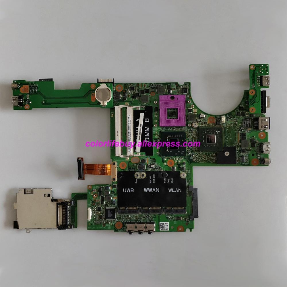 Genuino CN-0N029D 0N029D PM965 G86-731-A2 portátil placa base para Dell XPS M1530 Notebook PC