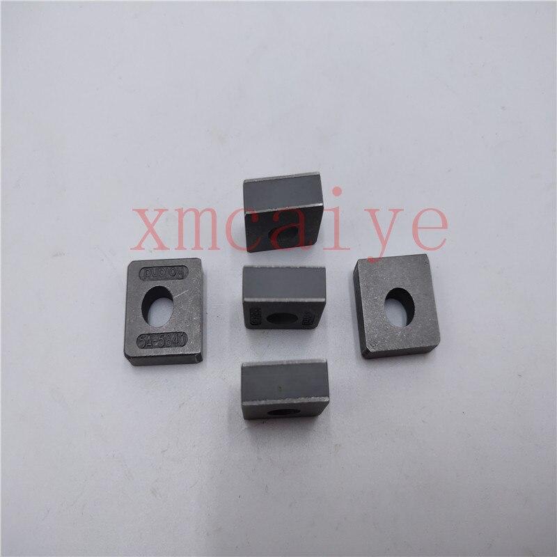 Envío Gratis, 40 Uds 5A-5840, almohadilla de agarre para hombre Roland 600, piezas de máquina de impresión