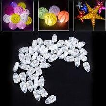 20 pièces Mini néon fête lumière led ampoules lampes ballon lumières rave festival lanterne led accessoires décoration de la maison accessories7