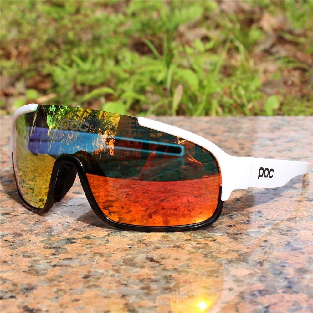 Мужские поляризационные солнцезащитные очки Crave POC Do, спортивные солнцезащитные очки с лезвиями для страйкбола и велоспорта, мужские очки wo