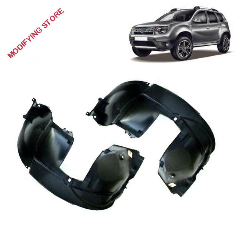 �� Para proteção rodas habitação dianteira esquerda e direita dacia duster 2010
