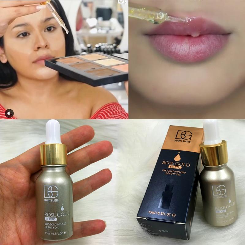 Nova fundação maquiagem encolher poros fácil de absorver óleo primer hidratante natural base nutritiva maquiagem rosto soro maquillaje