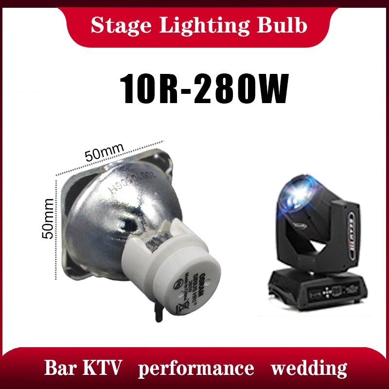 High Quanlity New compatible OSRAM SIRIUS HRI 280W RO Moving head beam light and MSD Platinum 10R P-VIP 280W Osram lamp