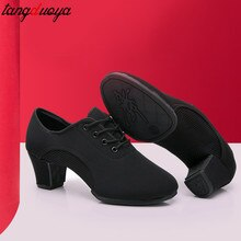 2021 New Professional Latin Dance Shoes For Women Ballroom Modern Dance Shoes Ladies Aerobics Sneake