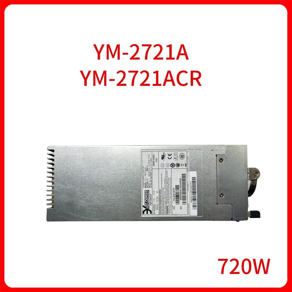 720 واط 3Y YM-2721A YM-2721ACR REV:B 12 فولت 5 فولت 58.75A 3A خادم مفاتيح زائدة عن الحاجة موائم مصدر تيار الأصلي