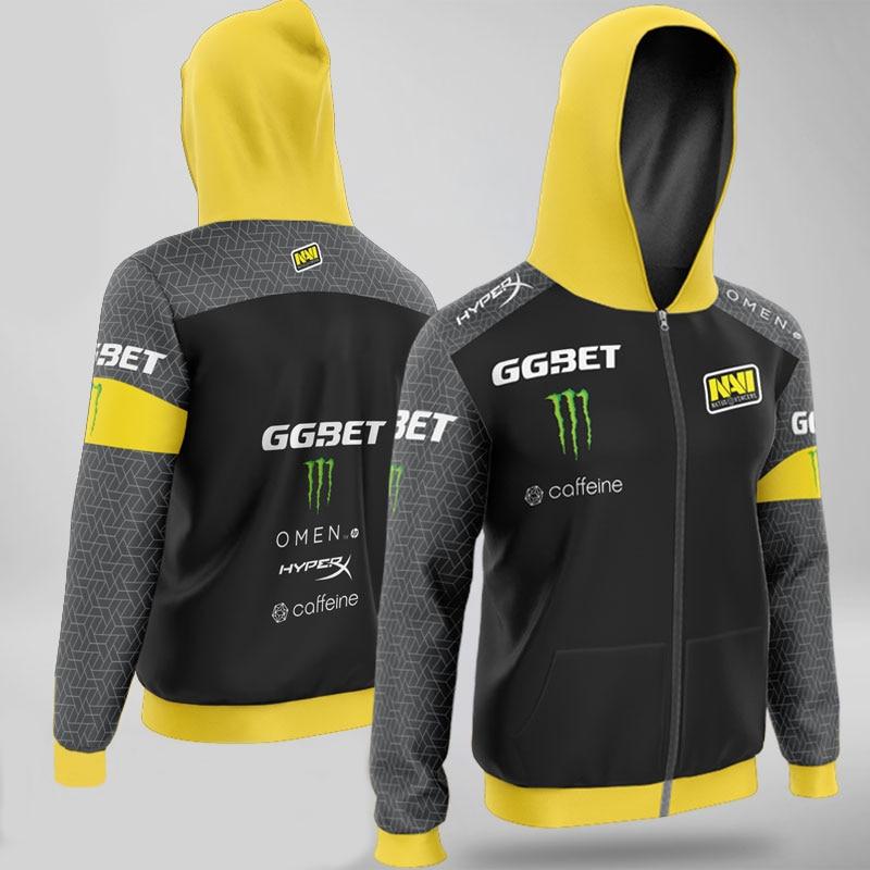 Top quality NAVI Jerseys Customized Name Hoodies Men S1MPLE ZEUS Fans Long Sleeve Sweat Homme Mens Hoodie Sweatshirt