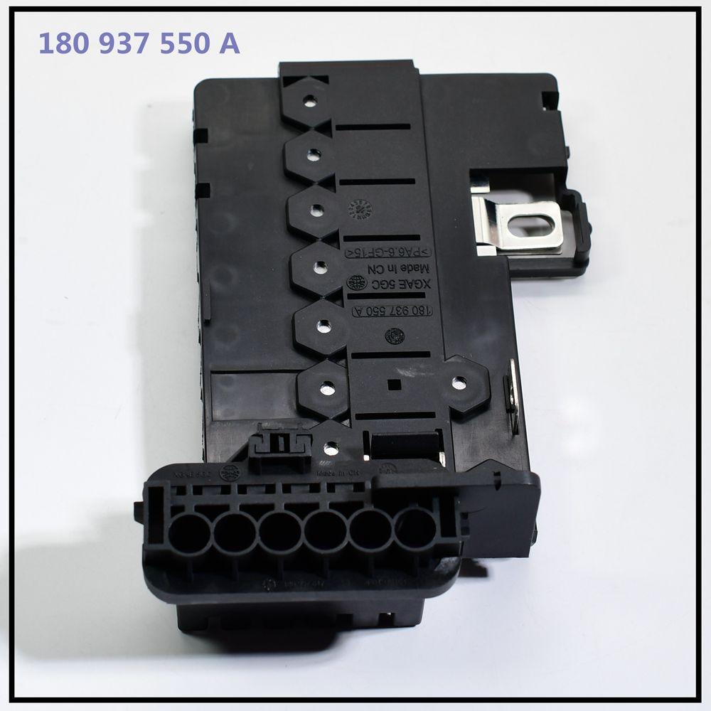 OEM Terminal de la batería caja de distribución para BIS Santana MK6 Bora Polo Fabia 6R0937550A 180 937 548A 180937550A