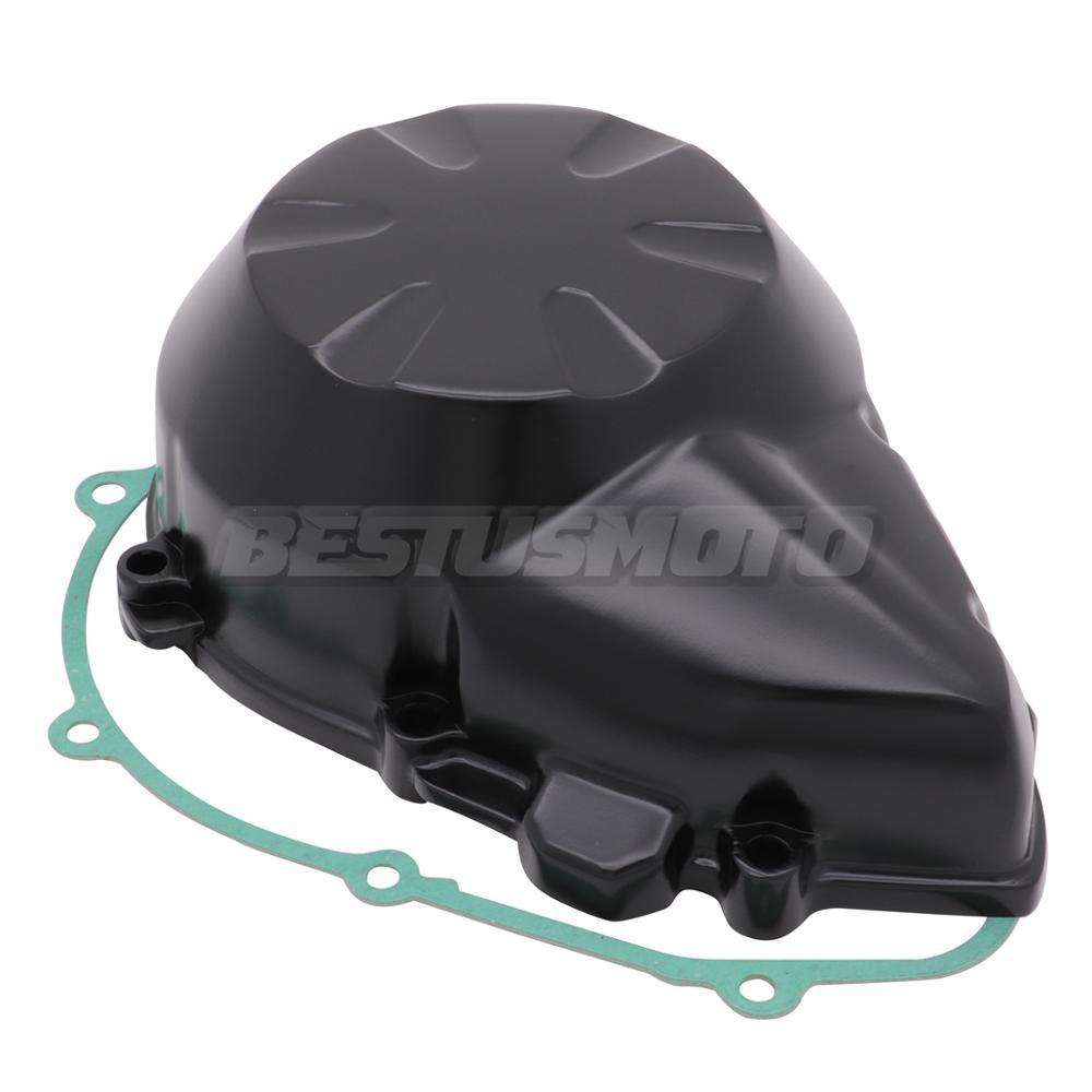 Engine Stator Cover Crank Case Generator Protector Guard Saver Crankcase & Gasket For Kawasaki Z750 Z 750 2007-2009 2008