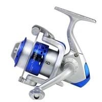 2020 new fishing reel 3000 series spinning reel leftright reel fishing 5 21 high speed plastic spool coil fishing reel