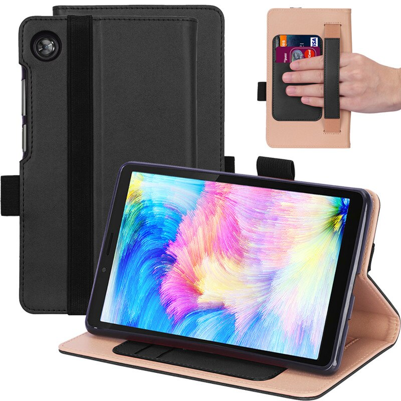 Caso de la tableta para Lenovo Tab M7 TB-7305F TB-7305I TB-7305X Ultra Slim magnético Funda de cuero para Lenovo Tab M7 soporte protector de funda