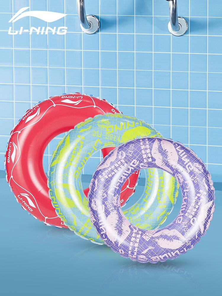 Tour Swim Ring Children Adult Life Buoy Underarm Swimming Ring Thicker Inflatable Swim Ring Beginner Swimming Unisex T