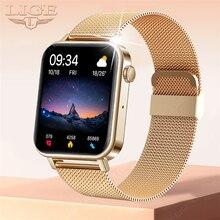 LIGE New Women Smart Watch Men 1.69