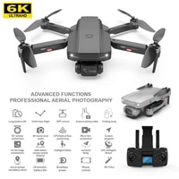 s8 5g wifi rc drone 4k profesional rc quadcopter mini hd 6k camera with brushless motor gps fpv foldable drone child toys plane