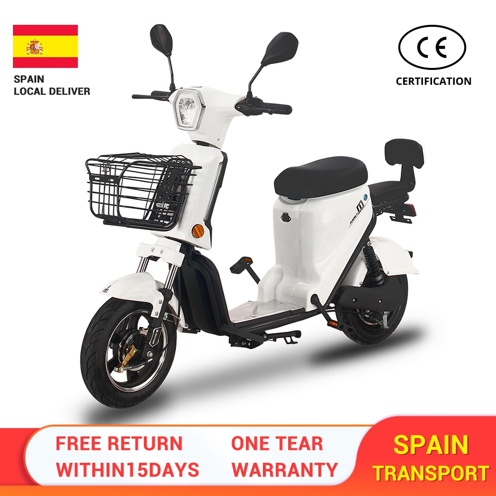 BENOD Electric Motorcycle Battery Fast High-power Electric Motor Energy-saving Electric Motor Scooter Moped Bicycle EU Trans