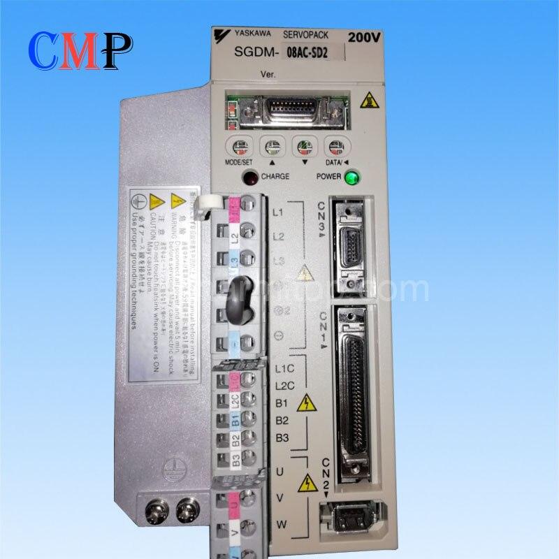 Motorista de yaskawa servopack SGDM-08AC-SD2 SGDM-02AC-SD2B SGDM-04AC-SD2B SGDM-04AC-SD2 para a máquina de sodick edm