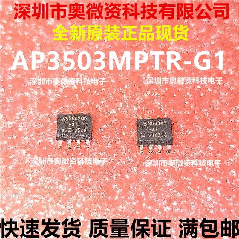 100% Original en Stock nouveau AP3503MPTR-G1 3503MP-G1 SOP8 IC