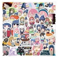 103050pcs girls cute cartoon stickers suitable for water cup luggage laptop computer refrigerator decoration sticker wholesale