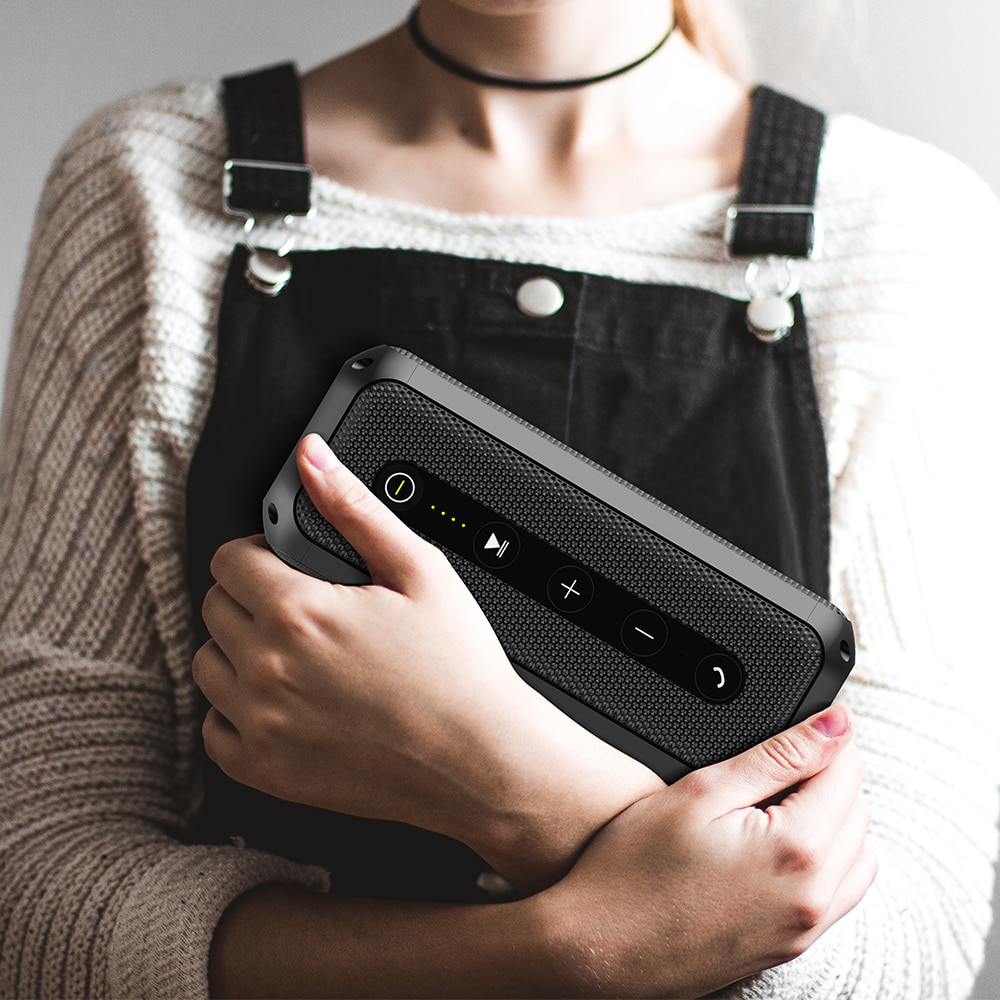ITINIT Y5 TWS Waterproof Portable Wireless Bluetooth Speaker Outdoor Stereo Audio Outdoor Bluetooth Wireless Speaker enlarge
