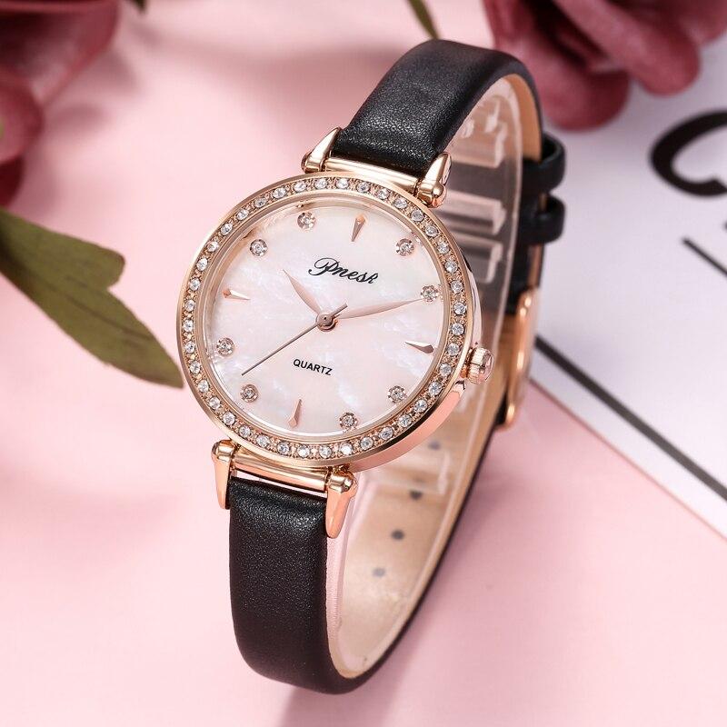 Luxury diamond Watch Fashion Women Watches Ladies Quartz Wrist Watch enlarge