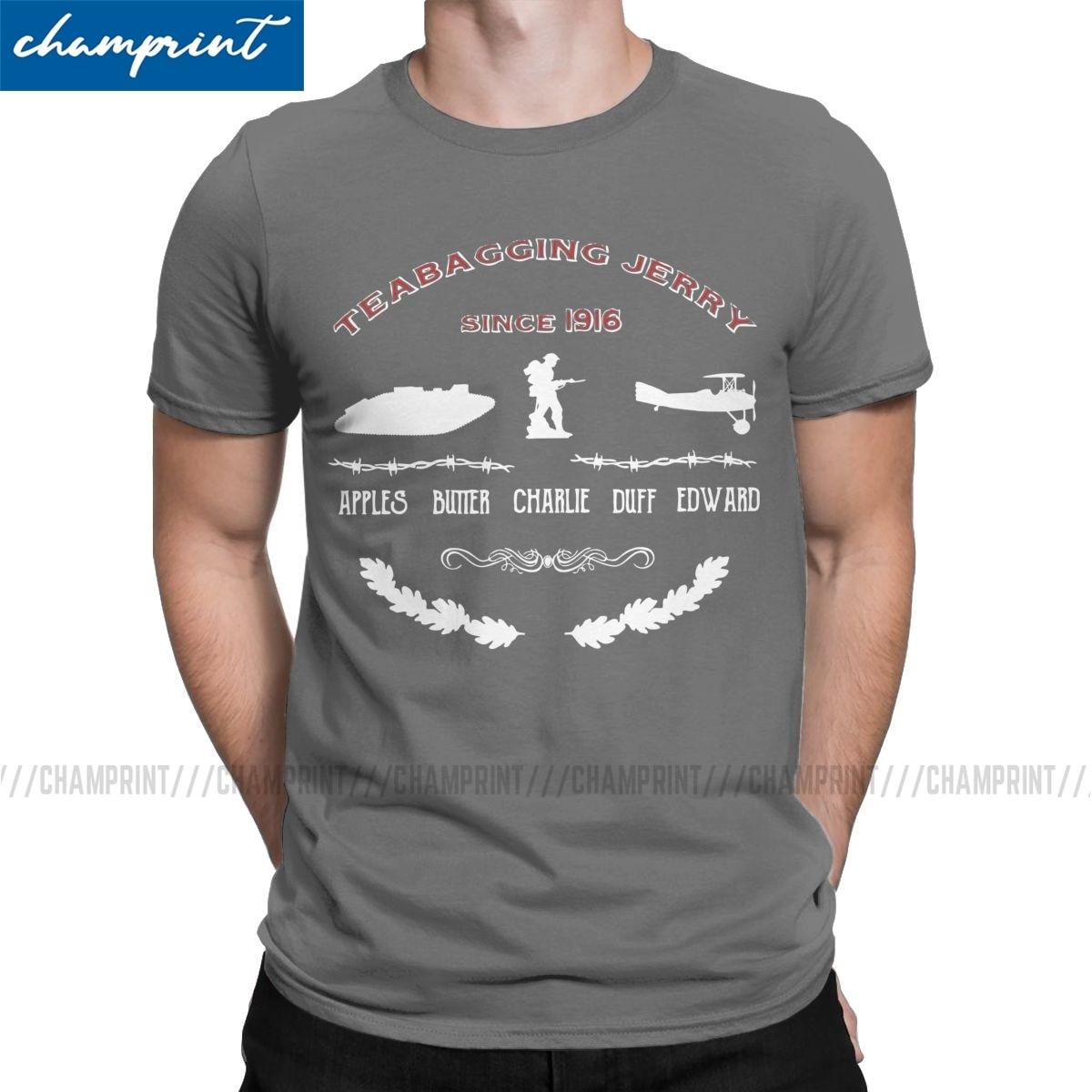 T-shirts masculino battlefield teabagging incrível t manga curta batalha campo guerra atirador jogos t camisas crewneck roupas verão