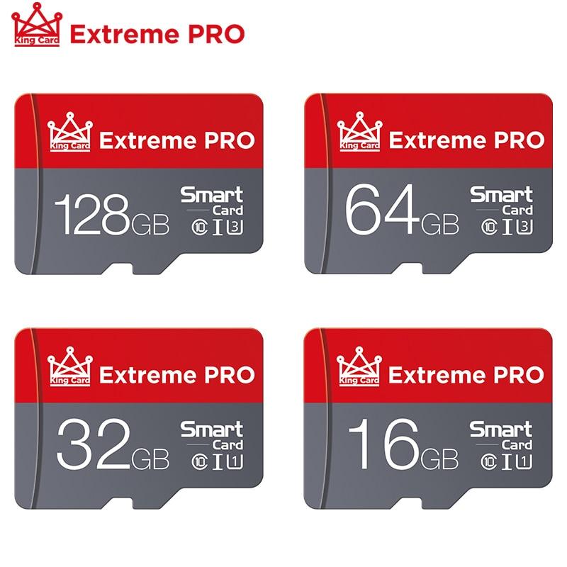 100% Original Micro SD Card 128GB Class 10 Flash Memory Card microsd TF 16GB 32GB 64GB 256GB for tab
