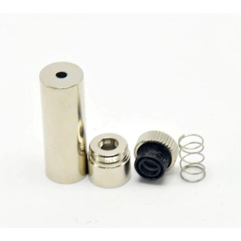 5 шт. 12x40 мм 5,6 мм TO-18 лазер диод металл корпус w% 2F 200 нм-2000 нм линза