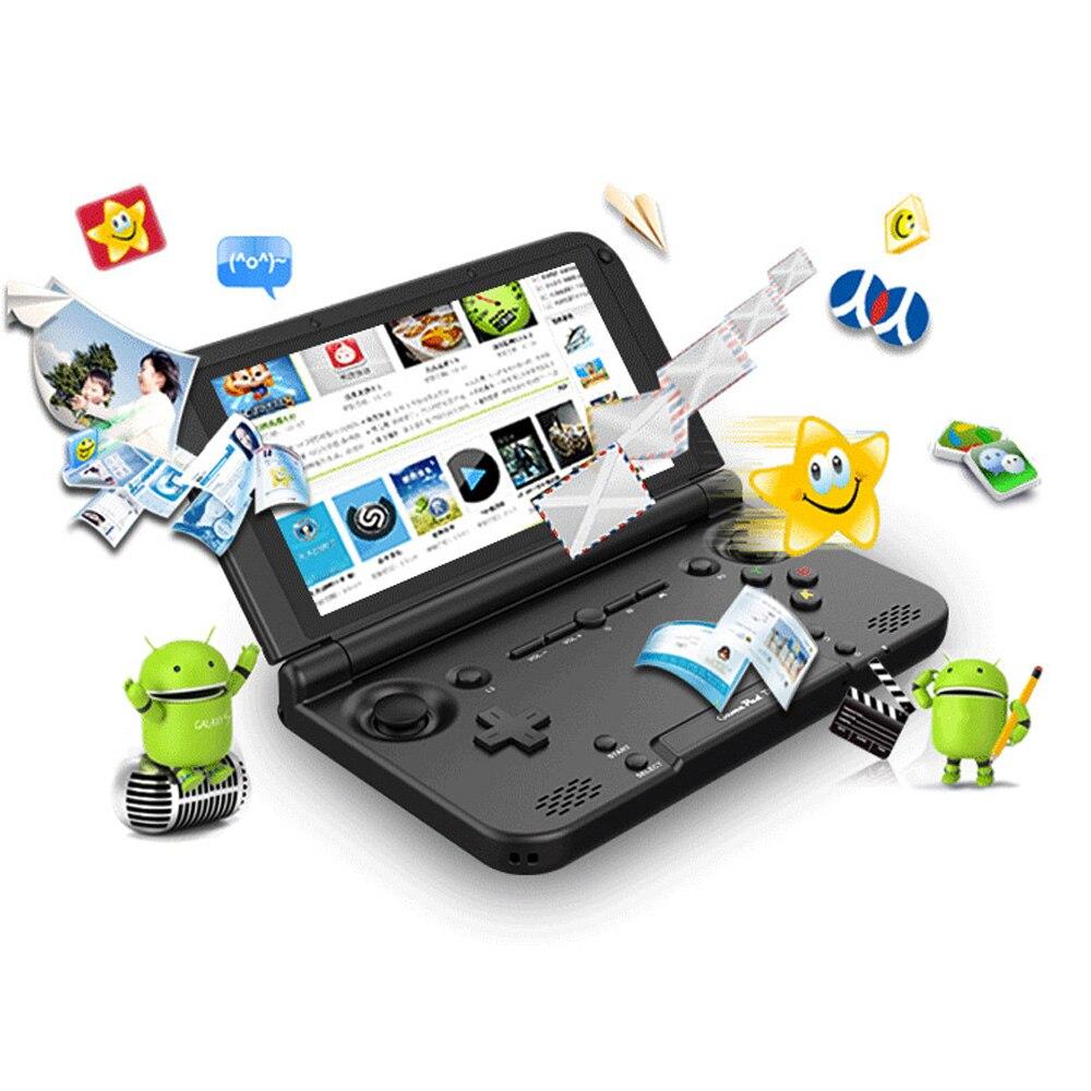 GPD XD Plus con caja inalámbrica Bluetooth, videojuego portátil 32G Android 7,0 4GB/32GB 4K para Android TV Box PC, videojuego Retro