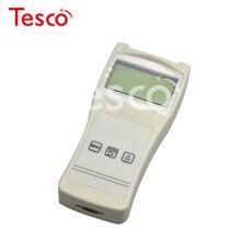 Gamme portative de débitmètre de type de lisier dinstrument de mesure de vitesse découlement 0.01 ~ 4.0 m/s