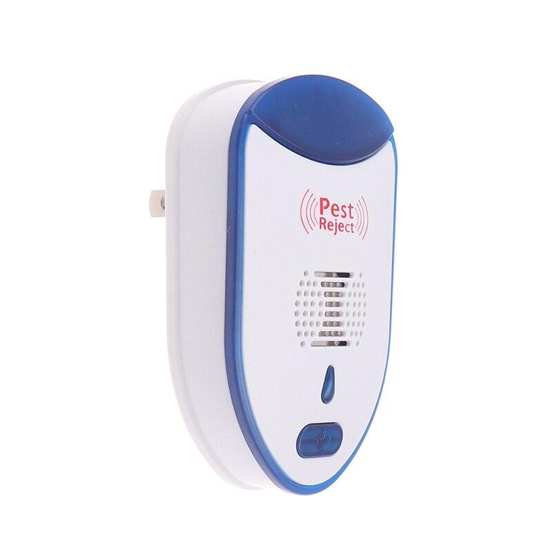 Lámpara antimosquitos ultrasónica de estilo A-P, para Repelente de insectos y ratones,...