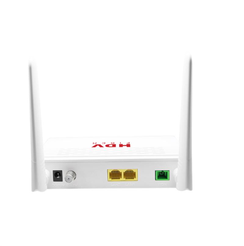 ONU Sc-Apc-conector Catv-Puerto WIFI GPON 1GE con alta calidad 3FE 3FE