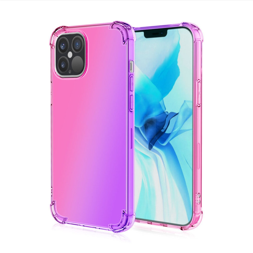 Applicable to iPhone12 phone case 2021 anti-fall collision mobile phone case Apple 12 full series phone case  - buy with discount
