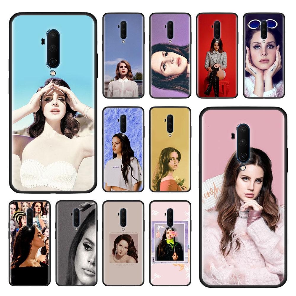 Hermosa funda Rosalia para Oneplus 8 7 7T Pro 5G 6T 7Pro 8Pro funda de silicona negra TPU funda de teléfono móvil