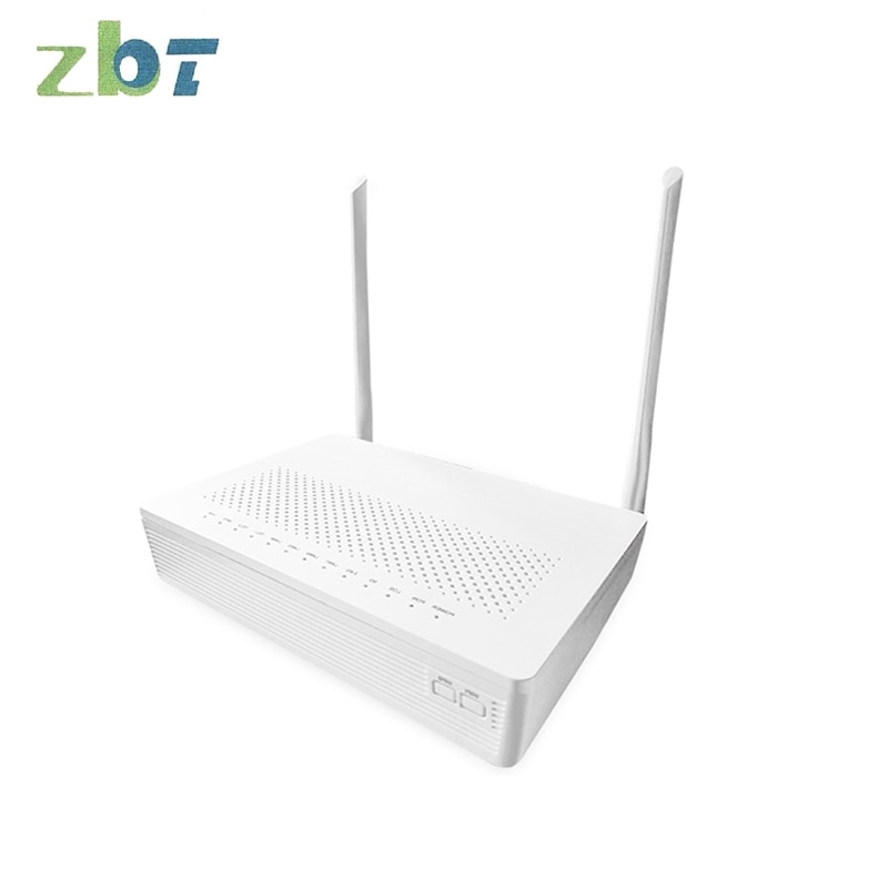 Voice Interface with USB Interface Routing Route Function GPON Broadband Access ONU Optical Modem MODEMwifi Router Wifi Router 15pcs second hand hua wei hg8310m 1ge gpon ont onu without box