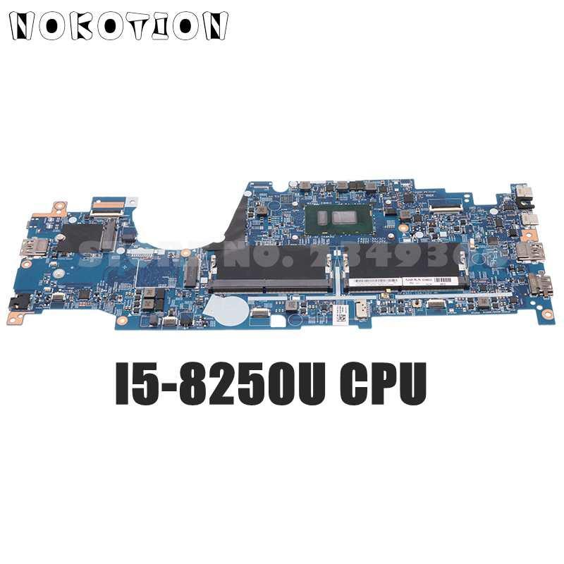 NOKOTION LKL-1 MB 17821-2M 448.0CT04.002M 02HM000 01LW954 02HM023 لينوفو ثينك باد L380 اللوحة الأم I5-8250U وحدة المعالجة المركزية