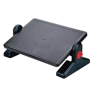 Under Desk Foot Rest Adjustable Foot Rest with Massage Surface Comfy Footstool for Office Home Relieve Foot Fatigue
